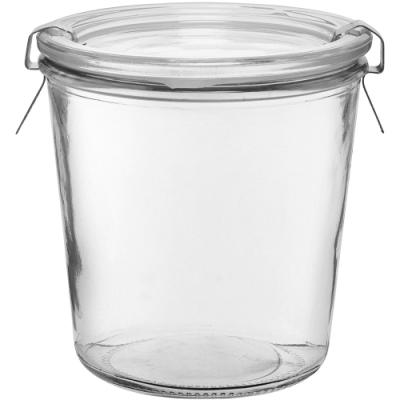 《Utopia》附扣玻璃密封罐(500ml)