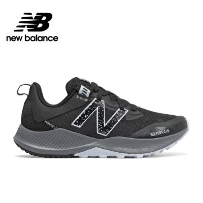 【New Balance】越野跑鞋_女性_黑色_WTNTRLB4-D楦