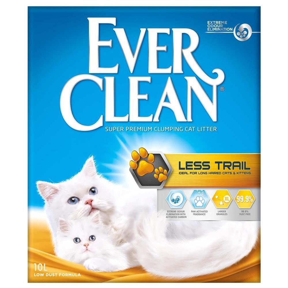 Ever Clean 藍鑽 歐規 超凝結貓砂 低塵配方 10L 2盒組 product image 1