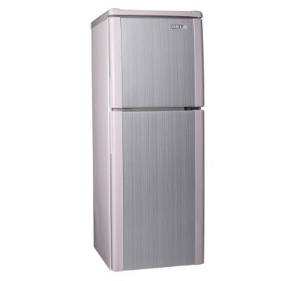 SAMPO聲寶 140L 2級定頻2門電冰箱 SR-A14Q(R8) 粉彩紅 福利品