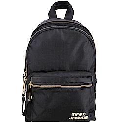 MARC JACOBS Trek Pack 輕質高性能尼龍後背包(中/黑色)