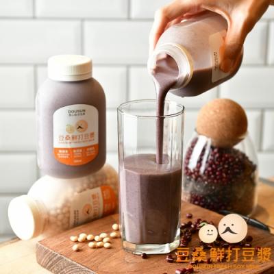 豆桑鮮作豆漿 早晨最愛任選4罐組(320g/罐)