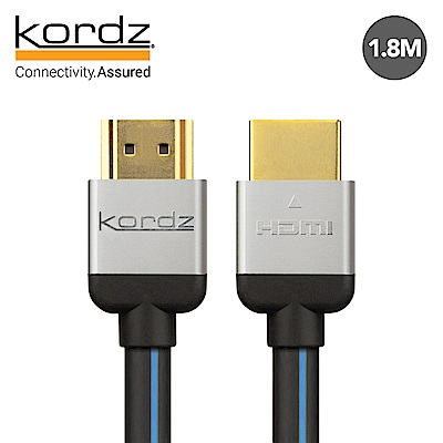 【Kordz】EVS 高速影音HDMI傳輸線 1.8M
