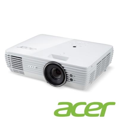 acer H7850 4K家庭影院投影機(3000流明)