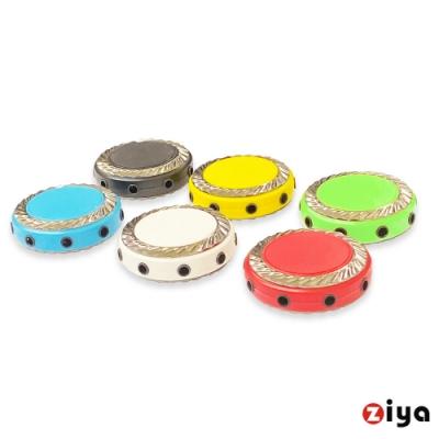 ZIYA 音源分享器 3.5mm 一對八 魔法餅乾 無加線款