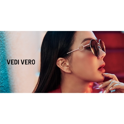 VEDI VERO 太陽眼鏡(銀色)VV30-BLK