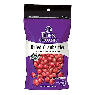 EDEN 有機蔓越莓乾113g