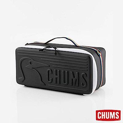 CHUMS 日本 Booby 收納盒 玩具收納箱(L) 黑