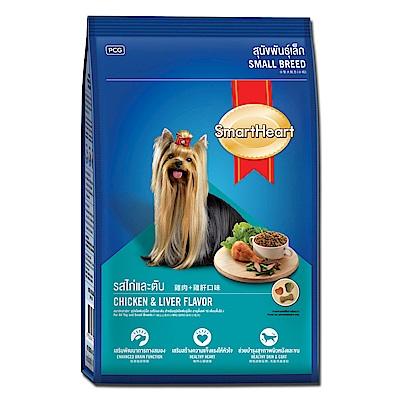 SmartHeart 慧心犬糧 - 雞肉+雞肝小型犬配方 3kg