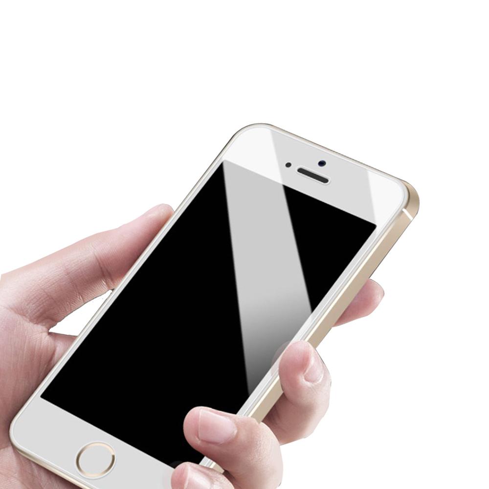 iPhone 5/5s/SE 透明 9H  防撞 防摔 保護貼