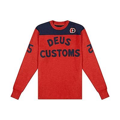 Deus Ex Machina 機車針織毛衣
