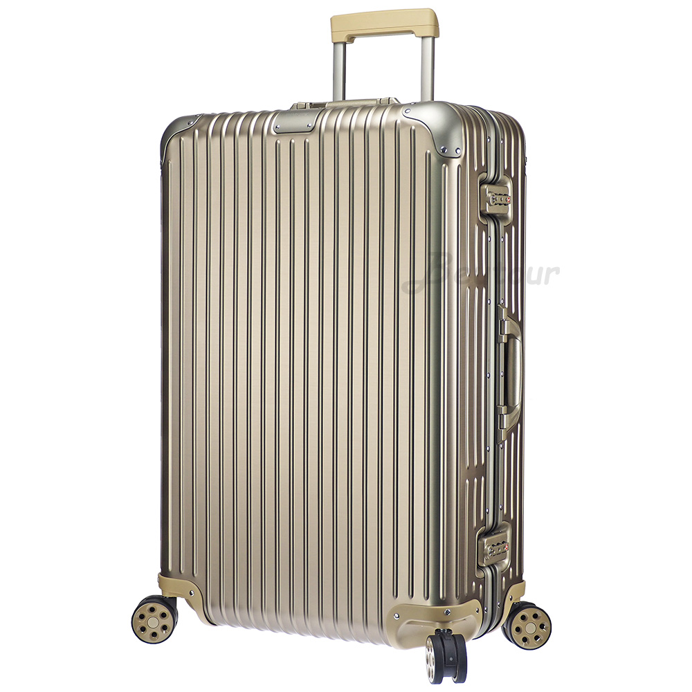 Rimowa Original Check-In L 30吋行李箱 (鈦金色)