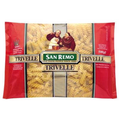 San Remo聖雷蒙 義大利大螺絲麵(500g)