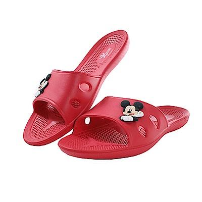 迪士尼米奇軟Q拖鞋 sk0637 魔法Baby