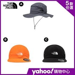 【The North Face】YAHOO獨家限定-人氣漁夫帽款/熱銷休閒小包款-