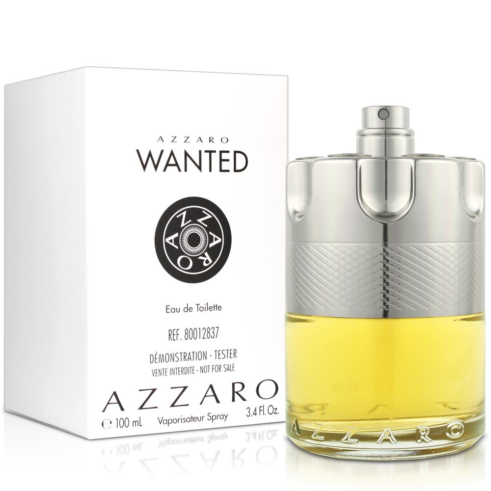 AZZARO 致命武器男性淡香水100ml-Tester