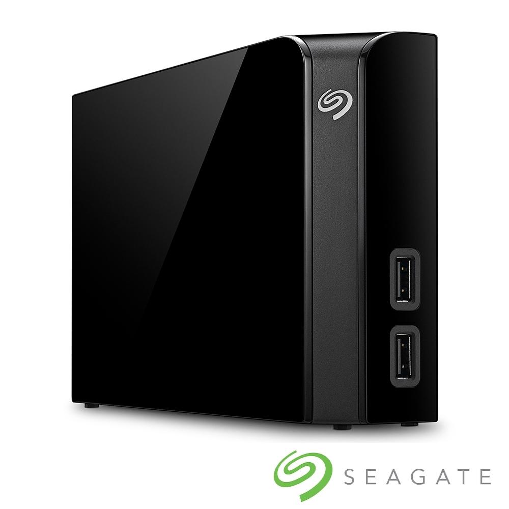 Seagate Backup Plus Hub 12TB USB3.0 3.5吋外接硬碟(STEL12000400)