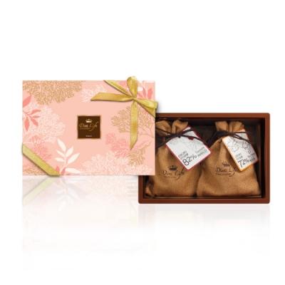 Diva Life 巧克力商業禮盒-粉紅限定A(鈕扣巧克力x2)