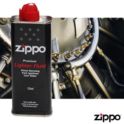 Zippo原廠煤油 機械零件清潔專用油 125ml 兩罐組