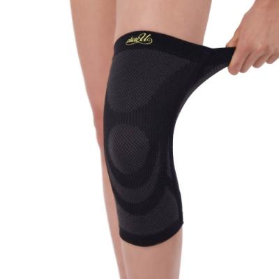 成優X static美國銀纖維奈米遠紅外線減壓護膝-2入(成優國際肢體裝具)