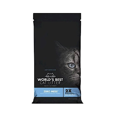 黑鑽 專利環保玉米貓砂 6LB 兩包組