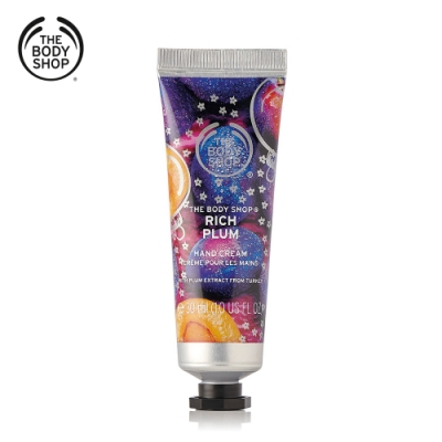 The Body Shop 紫梅護手霜 30ML
