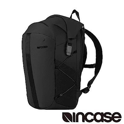 INCASE AllRoute Rolltop Pack 15吋 捲蓋式筆電後背包 (黑)