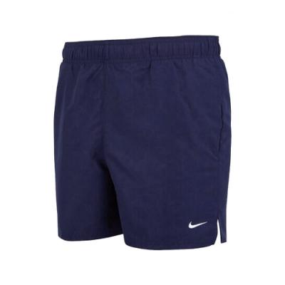 Nike 短褲 Lap Board Shorts 男款 網布內裡 速乾 透氣 舒適 運動休閒 海灘褲 藍 白 NESSA558440