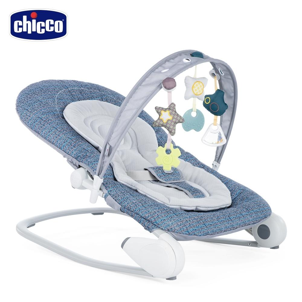chicco-Hoopla可攜式安撫搖椅(多色可選)