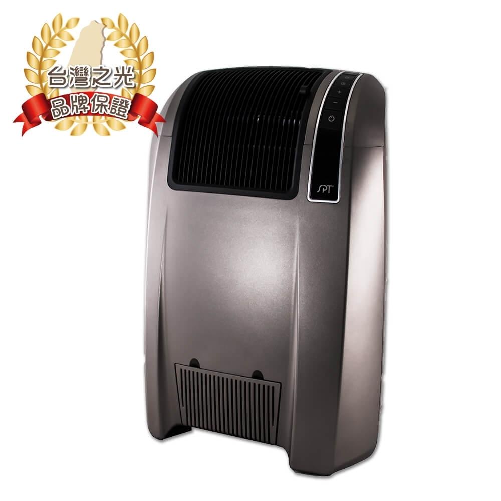 SPT尚朋堂 微電腦遙控數位恆溫陶瓷電暖器 SH-8862 福利品
