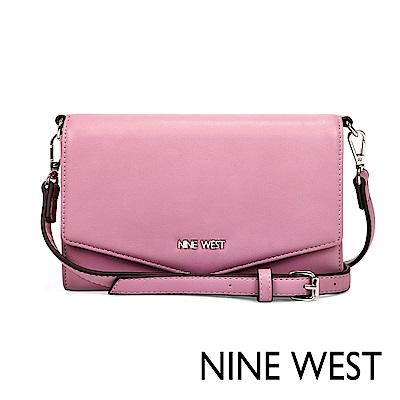 NINE WEST WHITLEY信封式萬用包-粉色(517662)