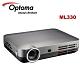 Optoma ML330 500流明 高清微型智慧LED投影機 銀色 product thumbnail 1