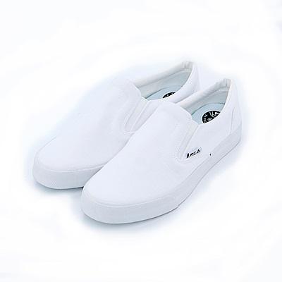 FILA 男款休閒鞋-白 1-C102S-111