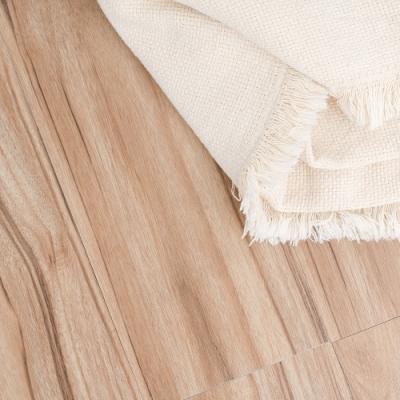 樂嫚妮 三坪奈米銀負離子/超耐磨塑膠PVC仿木紋DIY地板貼/72片-奧胡斯木紋-台灣