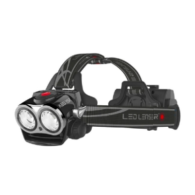 LED LENSER 7219-R XEO19R 專業多功能強光頭燈組 2000流明 黑