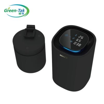 【Green-Tak】GT-C6智能隨身/車用空氣清淨機 (2019全新升級版)