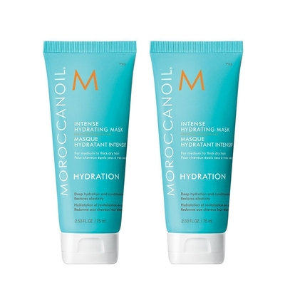 MOROCCANOIL摩洛哥優油高效保濕髮膜 75ml (2入)