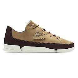 Clarks TrigenicFlex 2 男休閒鞋 淺棕