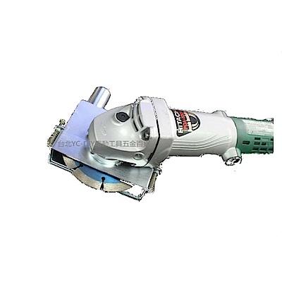 GDC-100C 4 平面砂輪機 切割用集塵罩 調整切割深度 PDA-100K 100M