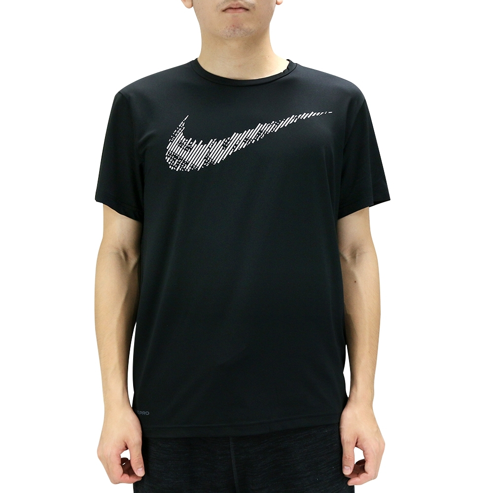 NIKE 男 短袖上衣 (兩款任選) (B款_黑)