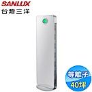 SANLUX台灣三洋 40坪 等離子空氣清淨機 ABC-R40