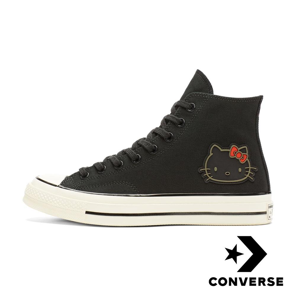 CONVERSE KITTY 聯名休閒鞋 163902C