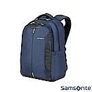 Samsonite新秀麗 Locus智慧型可調式夾層筆電後背包N3(藍)