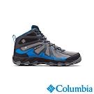 Columbia 哥倫比亞 男款-Outdry防水高筒健走鞋-灰色
