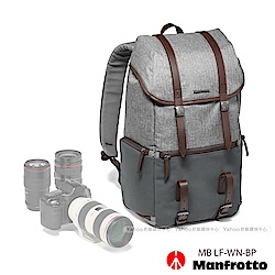 Manfrotto 溫莎系列後背包 Lifestyle Windsor Backpack