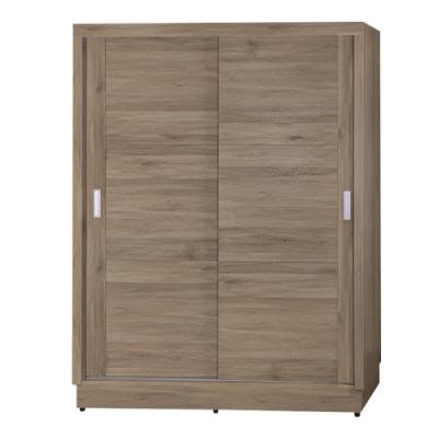 綠活居 新德里 現代4尺推門衣櫃/收納櫃(穿衣鏡面+吊衣桿+單抽屜)-120x60x198cm免組