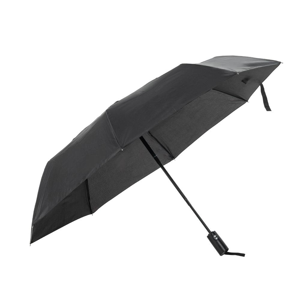 雙龍TDN 防風自動開收三折傘/8K傘骨-黑