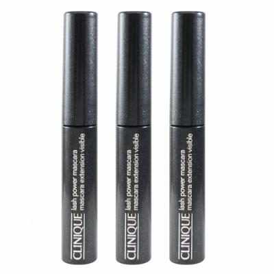 Clinique 倩碧 魔法纖長睫毛膏 #01 Black Onyx 2.5ml 超值3入組
