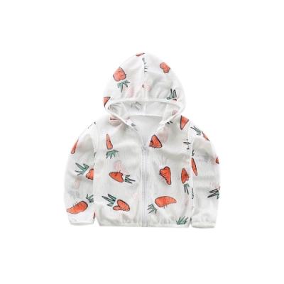 [買外套+長褲只要299] 輕薄透氣兒童竹節棉防蚊外套(送防蚊竹節棉長褲)