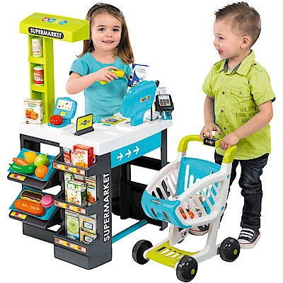 JAKO-O德國野酷 小小超市玩具組(41件組)